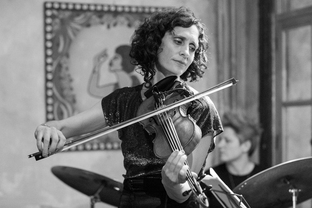 The String - Jenny Scheinman plus Kandace Springs