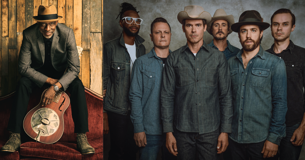 LISTEN: Keb' Mo' Feat. Old Crow Medicine Show,