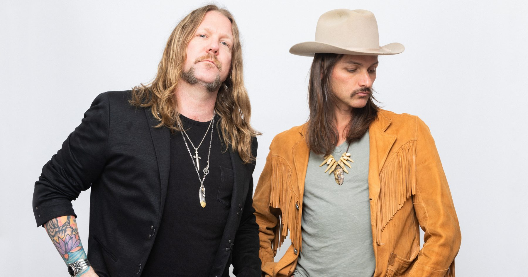 The Show on the Road – The Allman Betts Band