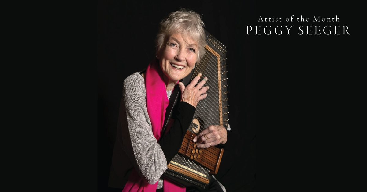 True to Her Activist Roots, Folk Legend Peggy Seeger Still Longs for Peace (Part 2 of 2)