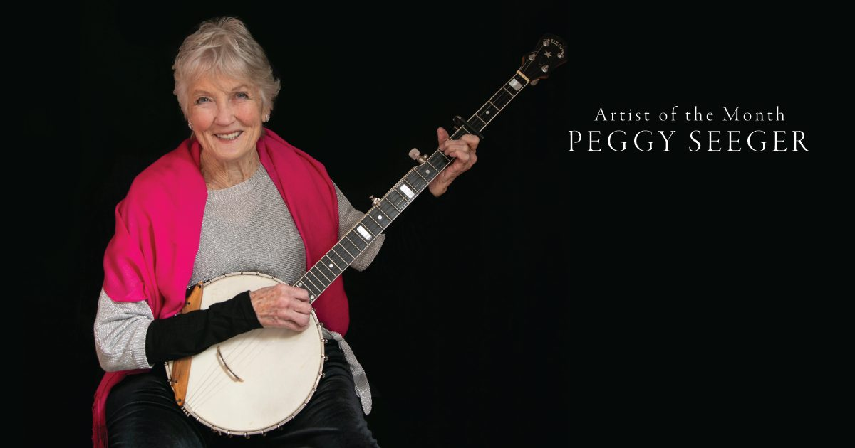 Peggy Seeger Gathers Her Created Family for 'First Farewell' (Part 1 of 2)