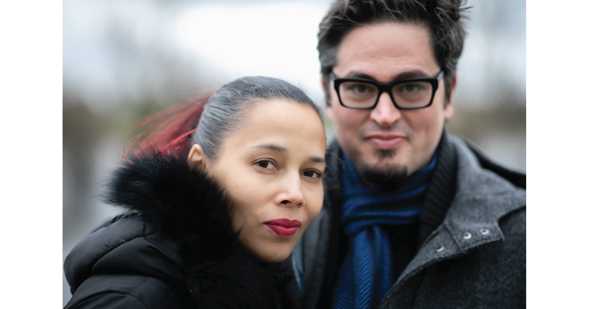 Rhiannon Giddens Finds a Piece of Home in a Fiddle Tune with Francesco Turrisi