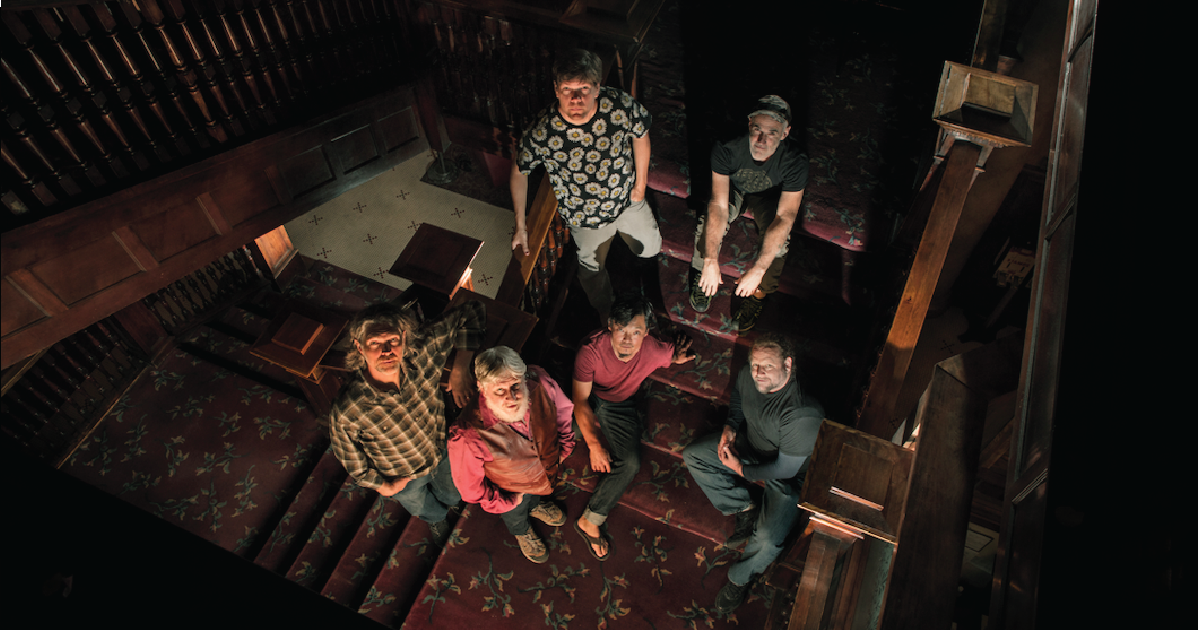 The String Cheese Incident Salute Tony Rice on This 'Manzanita' Favorite