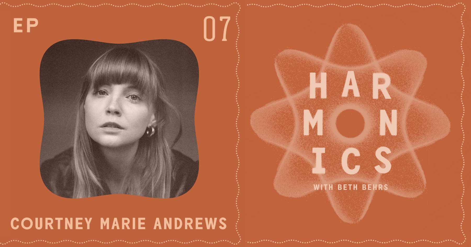Harmonics with Beth Behrs: Courtney Marie Andrews