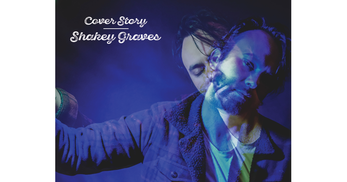 Shakey Graves Rolls Back the Clock With 'Roll the Bones' Deluxe Edition