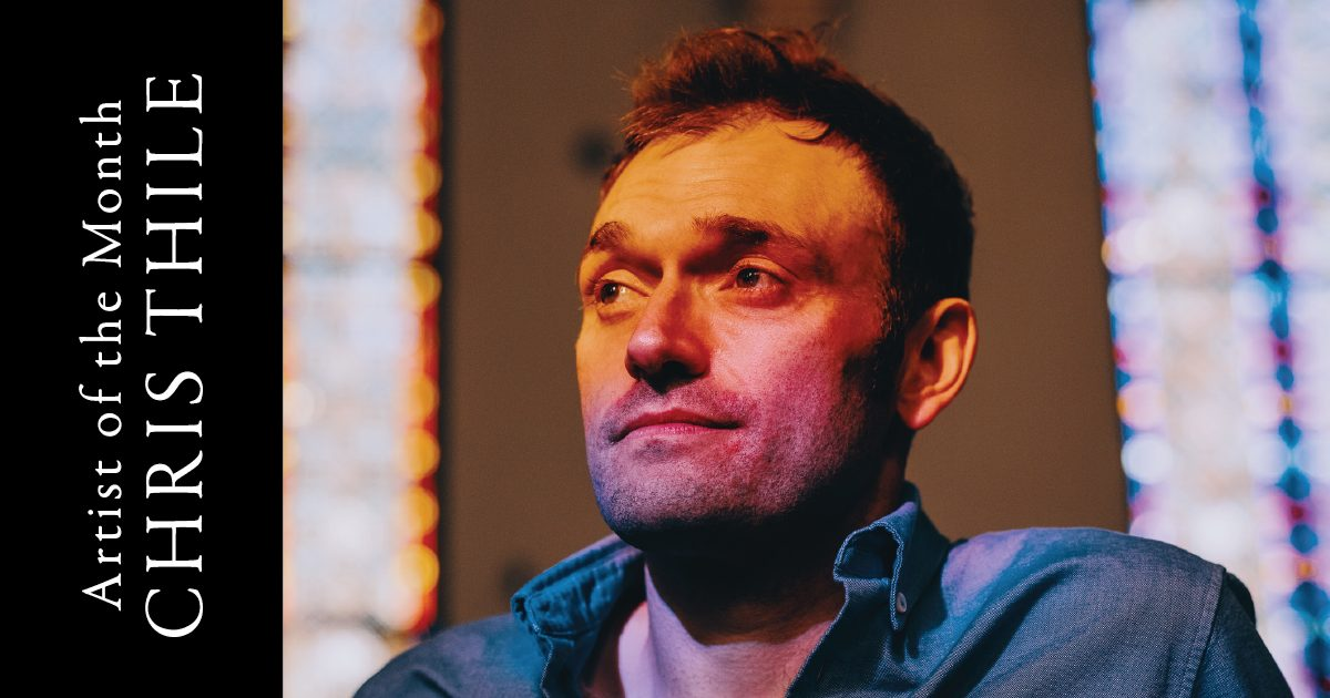Chris Thile Considers His Community and Christian Upbringing in 'Laysongs' (1 of 2)