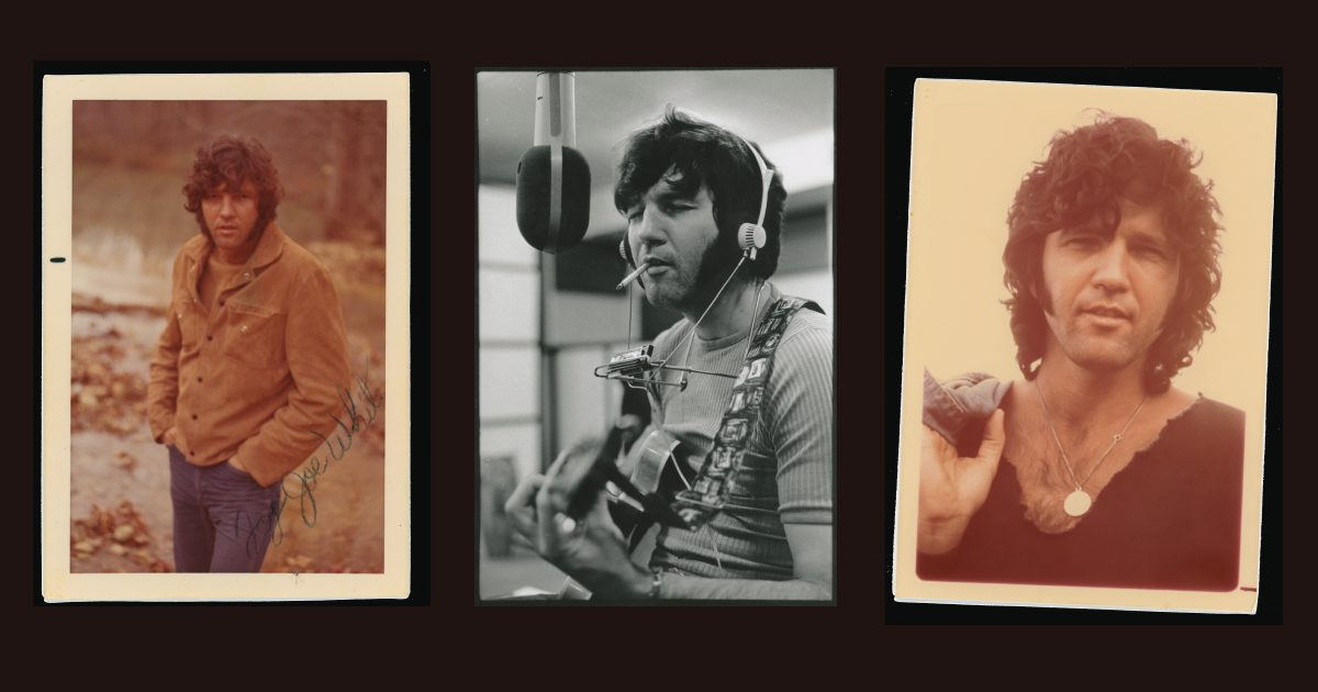 On 'Smoke From the Chimney,' Tony Joe White's Storytelling Lives On