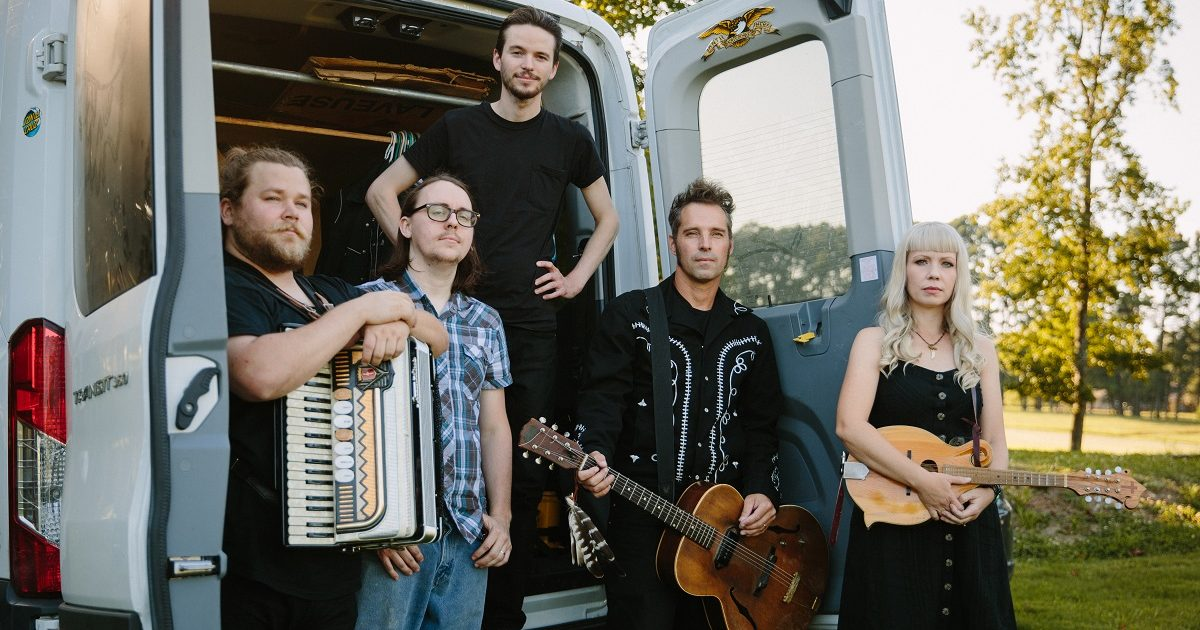 WATCH: The Pine Hill Haints,