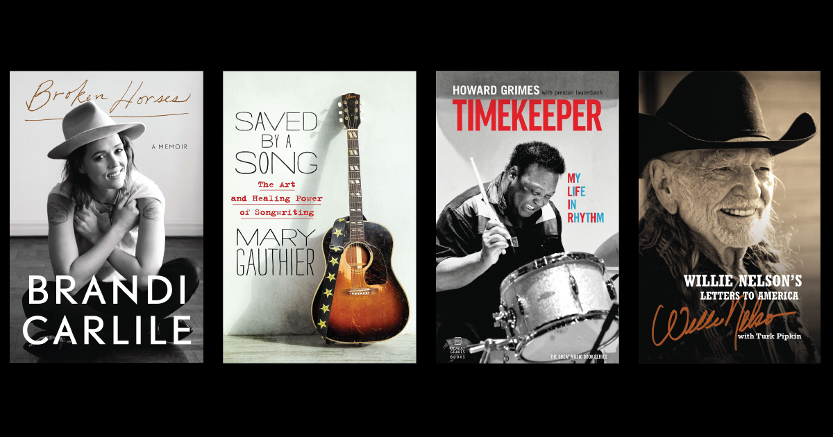 16 Summer Reads: New Books by Brandi Carlile, Mary Gauthier, and More