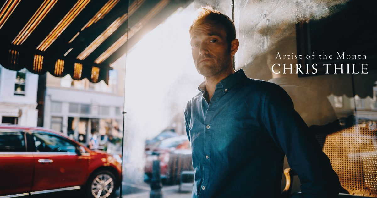 For Chris Thile, Instrumental Music Excels in the Cracks of Language  (2 of 2)