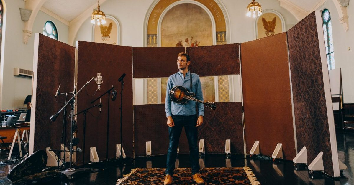 Chris Thile Takes Us to Church in Official Music Video for