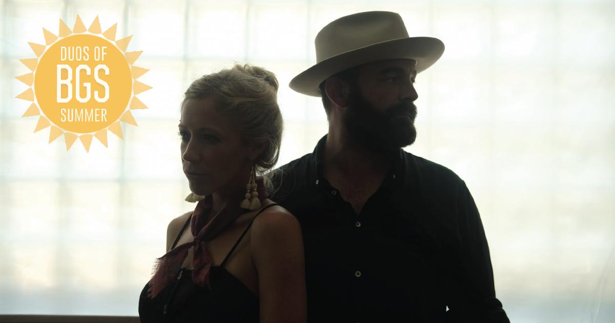 LISTEN: Drew & Ellie Holcomb,