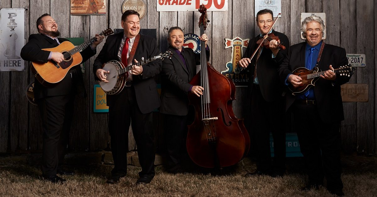 WATCH: Joe Mullins & the Radio Ramblers,