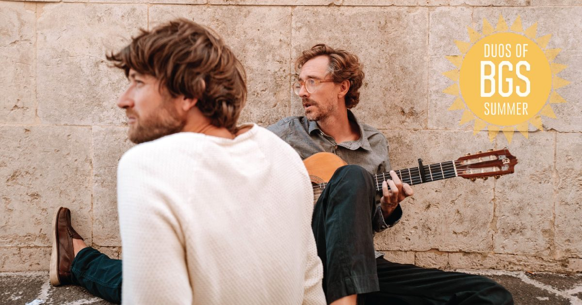 With Acoustic Authority, Kings of Convenience Bestow 'Peace or Love'