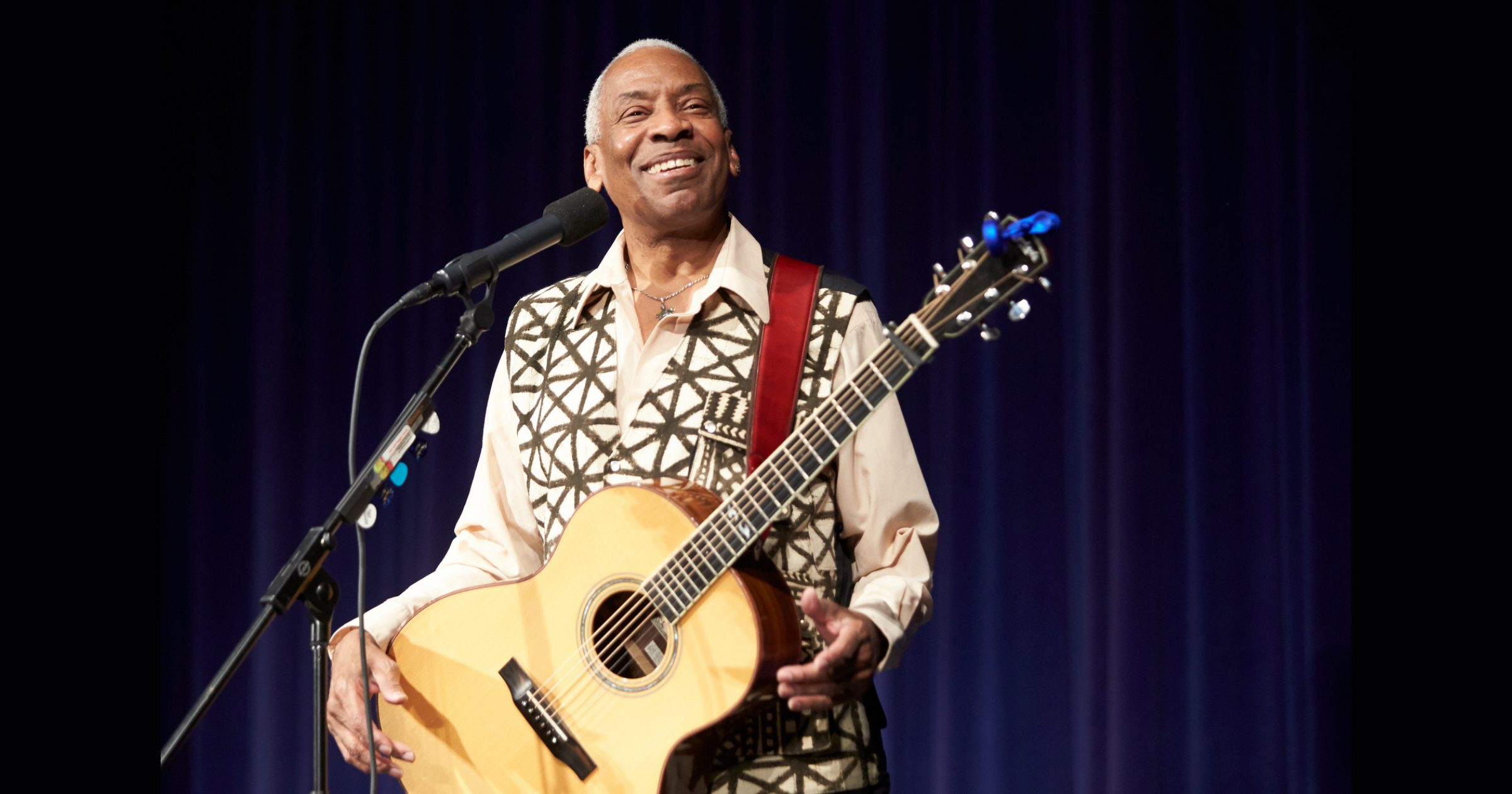 Folk Hero Reggie Harris Faces a Moment of Reckoning 'On Solid Ground'