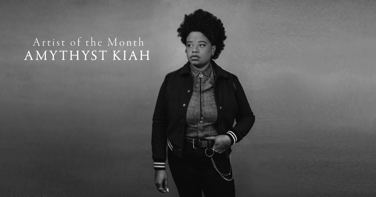 Artist of the Month: Amythyst Kiah