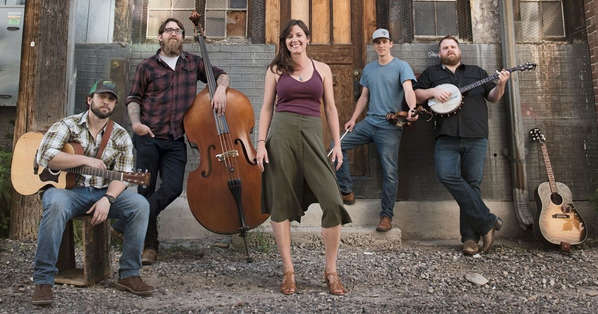 LISTEN: Laney Lou and the Bird Dogs,