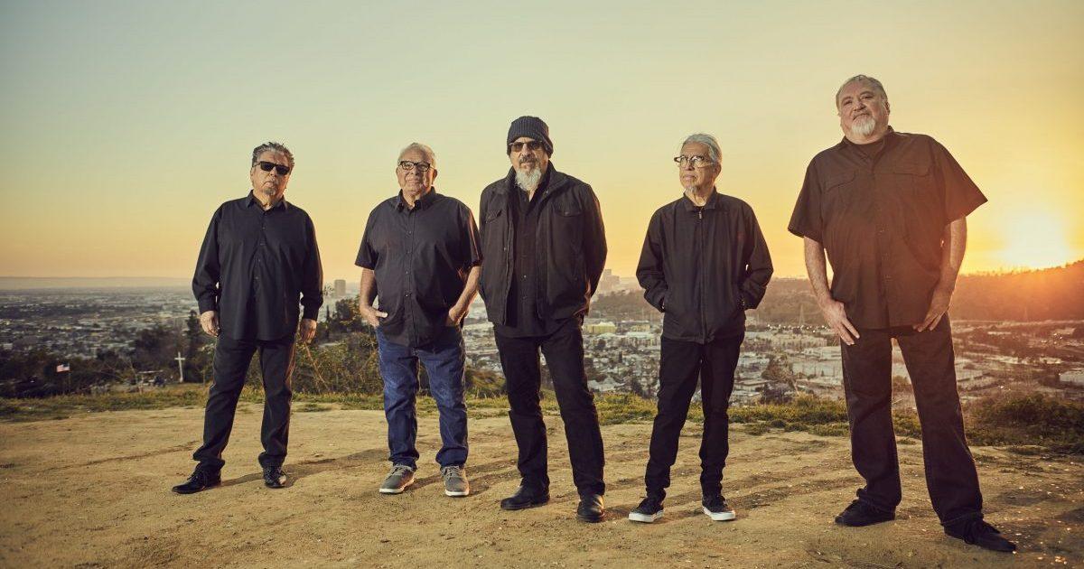 LISTEN: Los Lobos,