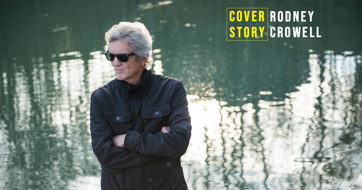 Rodney Crowell's 'Triage' Is All About Love, Mortality, and Making Amends