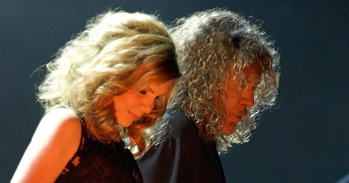LISTEN: Robert Plant & Alison Krauss,