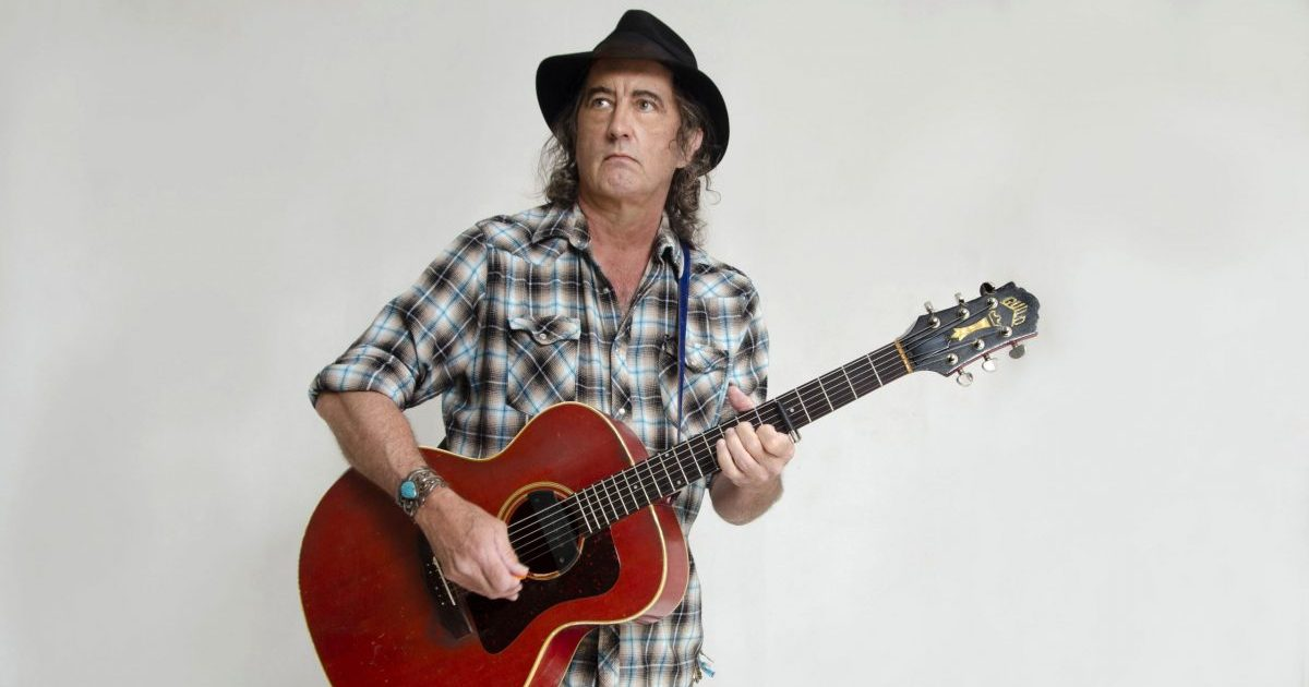 From the Scrap Pile, James McMurtry Crafts a Frank (and Fictional) Album